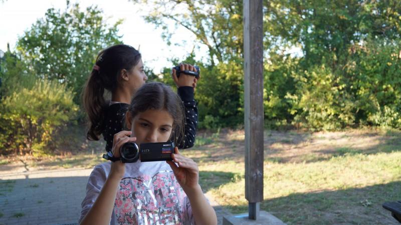"""Auf dem """"chiller Filmfestival"""" werden Werke von jungen Filmemachern gezeigt. (Bild: Misja Goossens)"""