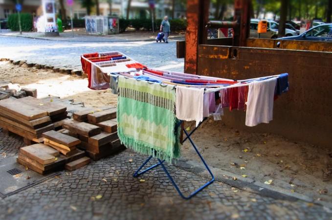 Waschtag – Selchower Straße/Ecke Fontanestraße