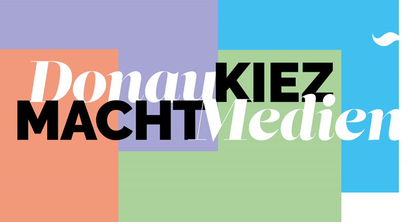 Donaukiez macht Medien
